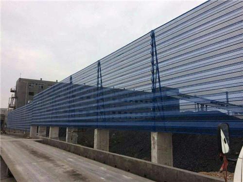 防风抑尘网施工