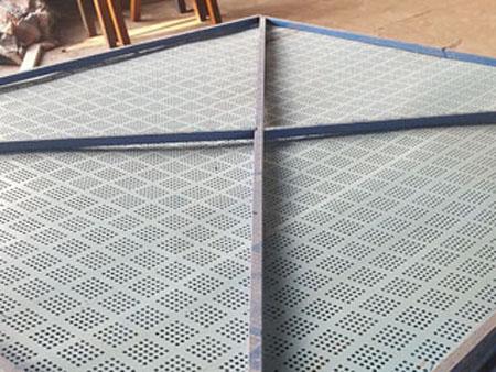 镀锌爬架网施工方案
