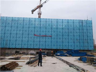 盖楼专用安全爬架网厂家