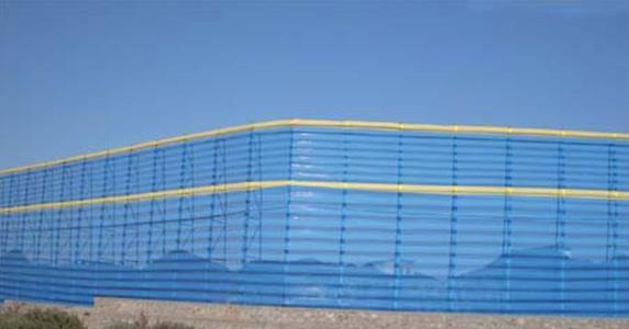 防风抑尘网工程案例