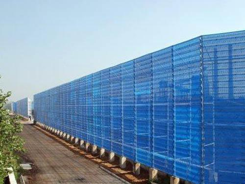 柔性防风抑尘网工程案例