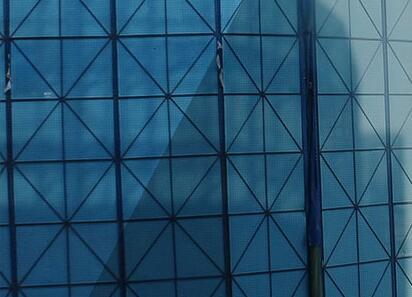 安全防护爬架网用途