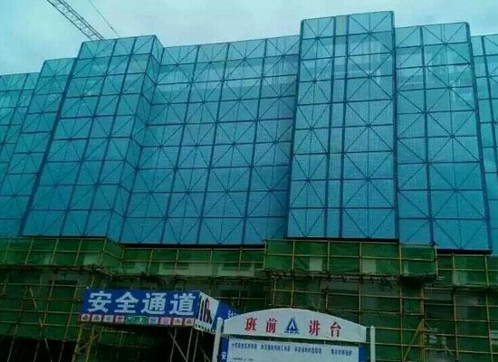 新型高层建筑爬架网厂家批发