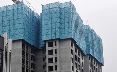 厂家定制直销建筑安全爬架网